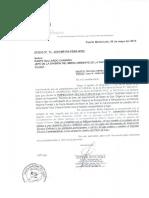 Víctor Chipana Condori-Agraviado solicita inspección policial a PNP y Fiscalía Ambiental