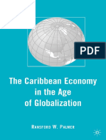 Ransford W. Palmer-The Caribbean Economy in the Age of Globalization-Palgrave Macmillan (2009)