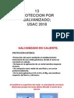 13 Proteccion Por Galvanizado 2018 Rev