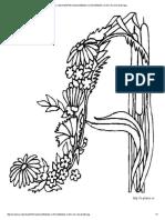E Planseroprintphplnkplansealfabetul Cu Florialfabetul Cu