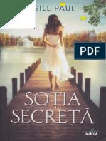 Gill Paul - Sotia Secreta.