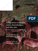(Palgrave Studies in Animals and Literature) Wendy Woodward, Susan McHugh (Eds.)-Indigenous Creatures, Native Knowledges, And the Arts_ Animal Studies in Modern Worlds-Palgrave Macmillan (2017)
