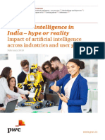 Artificial Intelligence in India Hype or Reality