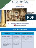 Modelo PPT Filosofía_2018_2