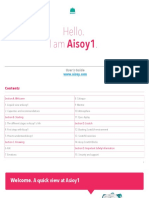 Aisoy1 KIK User Manual