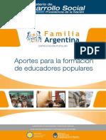 17 Aportes Para La Formacion de Educadores Populares1