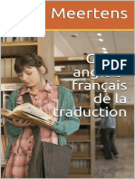 Guide Anglais-français de La Traduction - Meertens