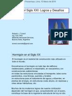 Conferencia Lima H° Siglo XXI