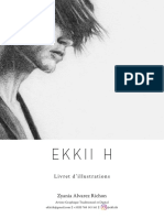 Ekkii H - Livret d'illustrations