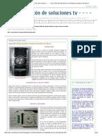 - - - - El Rincón de Soluciones Tv - - - -_ Sony HCD-GT222 Servicio Al Sistema Mecánico de Discos