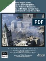 911 Public Health Report