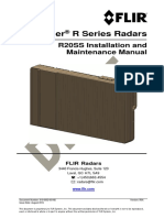 R20 Ranger Radar User Manual FLIR Radars Inc.