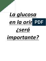 La glucosa en la orina.docx