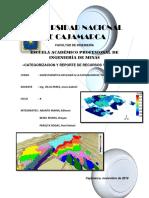 Categorización y Reporte de Recursos y Reservas