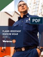 2018 Workrite Fire Service Catalog