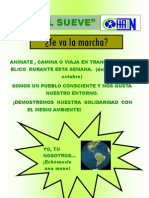 Cartel Semana Verde