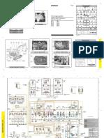 320D & 320D L Excavator Hydraulic System Schematic.pdf