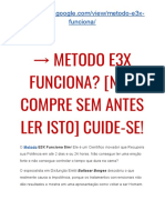 Metodo Livro 3X Livro PDF Grátis? DOWNLOAD COMPLETO AQUI | Ereções Potentes??