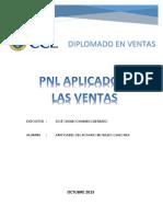 Pnl Aplicado a Las Ventas