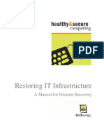 Hsc Disaster Recovery Manual