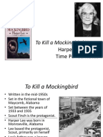 To Kill a Mockingbird Presentation