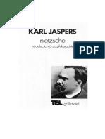 K arl Jaspers-Nietzsche _ introduction à sa philosophie-Gallimard (1978).pdf