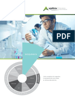 Selection Guide-JTBaker Reagents for Mindray Analyzers-9052