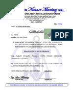 18164 Cotizacion Fabricacion 1 Bandeja 000001