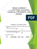 2511 Final Effects of Changes in Fc Exchange Rates