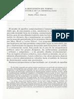 Perez Garcia Historia de La Criminalidad Revista de Historia Medieval (i) 1990