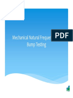 Mechanical Natural Frequency and Bump testing.pdf