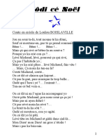 Livret Chante Noel Antillesurnet