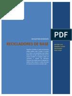 Situación Actual de Los Recolectores de Base (1)