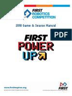 2018 Fr c Game Season Manual