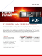 Datasheet XPG SX8200 en 20180316