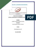 Progamacion Net
