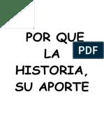 POR QUE LA HISTORIA.doc