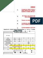 Peso de Vehiculos Por Ejes g 3-Observaciones