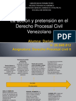 Asignatura de Derecho Procesal Civil 2