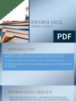 EXPORTA FÁCIL