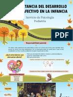Importancia Del Desarrollo Socioafectivo en La Infancia