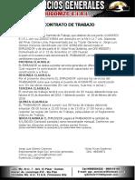 Carta de Presentacion Jorge Luis