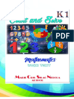 Philippine Copyright K1 MATHEMATICS