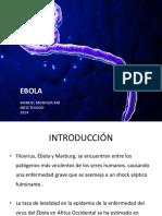 Ebola Informacion