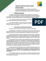 Programa de Producción Sintáctica Para La Afasi1