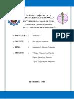 Conclusion 2018 Micosis Profunda