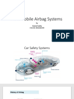 intro to airbag deployment systems