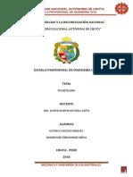 POLIETILENO- TRAB. MATERIALES
