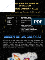 Tipos Galaxia
