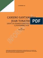 Tonathiv Info Exam